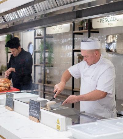 Cocina Hotel Presidente