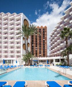 Piscina Hotel Ambassador Playa Benidorm