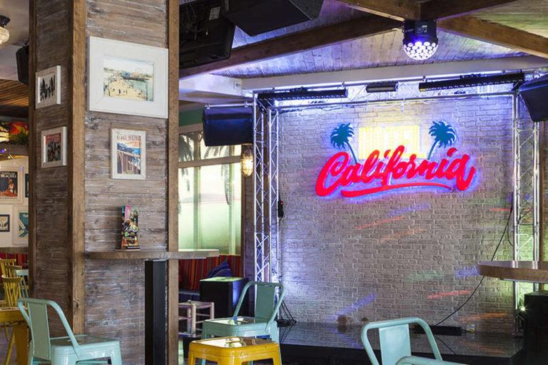 Bar Hotel California Benidorm